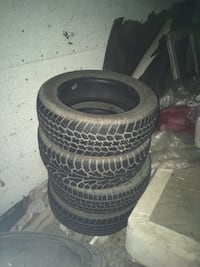 4 used 195/65R15 tires Allentown, 18106