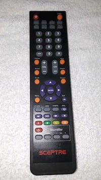Sceptre TV and sound  bar REMOTE and  Fort Worth, 76115