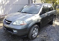 Acura - MDX - 2002 District Heights, 20747