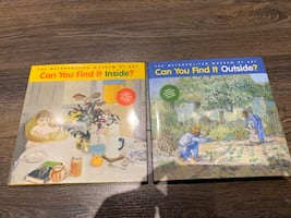 MoMA - Can You Find It 2 Books