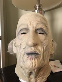 Grandpa mask Texas Chainsaw Massacre great quality realistic Methuen, 01844