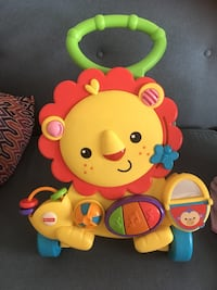 Fisher price walker Toronto