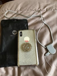 iPhone X carrying case with shoulder strap Elizabeth, 07202