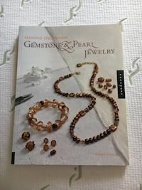 Making designer gemstone & pearl jewelry book