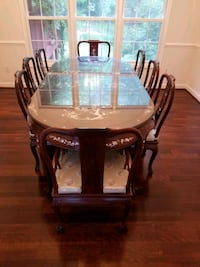 Rosewod Dining Room Set