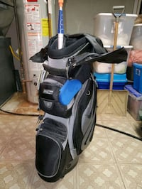 Golf Bag - Bag Boy with cover just added another golf bag with it! Macomb, 48044