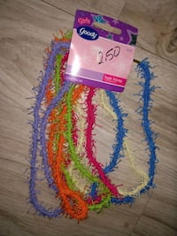 2005 Goody 6pc Hair Elastics Manchester, 03103