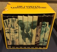 Complete National Geographic Magazines on CD ROM For Sale Burlington