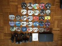 Sony PlayStation PS 2 Bundle games controllers men cards New York, 10019