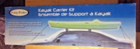 New Kayak Carrier kit - in box  Silver Spring