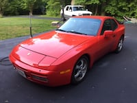 1986 Porsche 944 Turbo  Washington