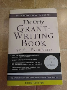writing grants for dummies Learn to: navigate federal grant databases and apply online for grants find the most current public and private sector grant opportunities create strong statements of.
