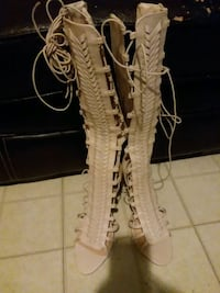 Shoes  great condition 1time worn  High Point