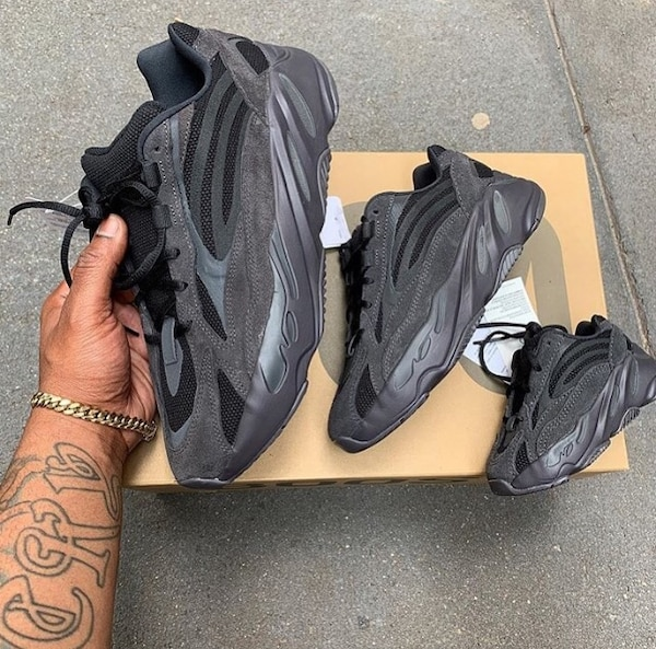 Adidas Yeezy boost 700 black in all sizes PayPal payments