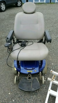 JAZZY SELECT PRIDE MOBILITY CHAIR  Baltimore County, 21085