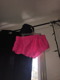 women's pink and black shorts Winnipeg, R3T 2H4