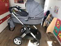 Trio Stokke Crusi accessoriato 6809 km