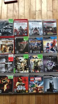 PS3 games (16) null, B0N 1Z0