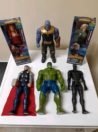 Avengers 12' action figures Portsmouth, 23704