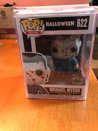 FYE Funko POP  exclusive Michael Myers . comes with protective Norristown, 19401