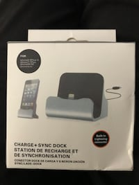 IPhone 5/6/7/8 charger/Docking station
