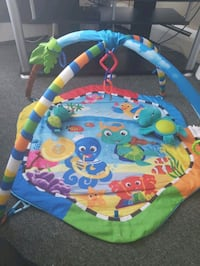 Tummy time baby frog mat  Airdrie, T4A 1Z7