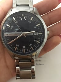 Lovely Armani watch for men  Montréal, H1X 1Y7
