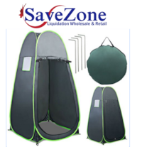 New- Pop uP Camping Shower Toilet Changing Room Tent