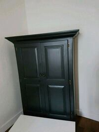 brown wooden cabinet with drawer Hamilton, L9C 2J5
