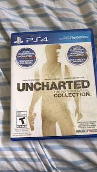 Uncharted The Nathan Drake Collection PS4 game  Winnipeg, R3J