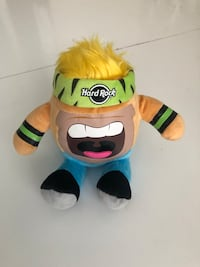 Hard rock cafe razzi plush (peluş )