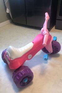 Fisher Price Tricycle - Pink
