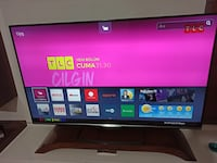 "philips 147 cm (58"") Ultra İnce Smart 4K Ultra HD LED TV"