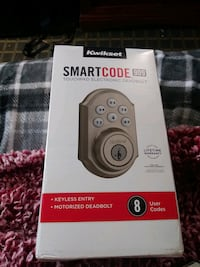 Kwikset smart code 909 touch pad electronic deadbolt