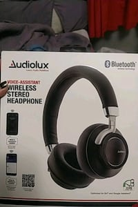 New Wireless stereo headphones