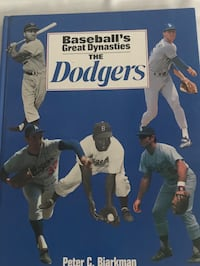 Los Angeles Dodgers -  book