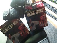 Boxing gloves w/ hand bags make offer! North Platte, 69101