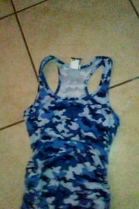 Body con camo blue dress Turlock, 95380