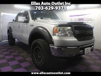 """2008 Ford F-150 4WD SuperCrew 139"""" 60th Anniversary Woodford"""