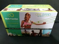 Multi-Functional Resistance Band Set Montgomery Village, 20886