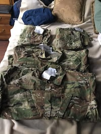 2 complete sets of ocp, size xl Killeen, 76549