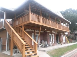 20% off Deck Staining