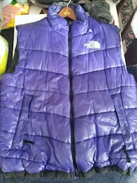 the northface vest  Silver Spring, 20904