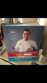 Family Celebration with the Cake Boss Book Dartmouth, B2X 1H7