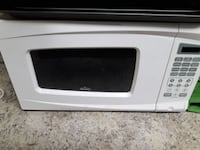 white General Electric microwave oven Athens, 30601