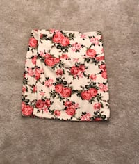Floral Mini Skirt Alexandria, 22306