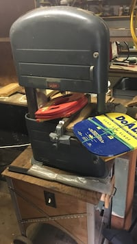 black and gray Craftsman table saw Toronto, M4T 1A5
