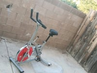 gray and red stationary bike Palmdale, 93550