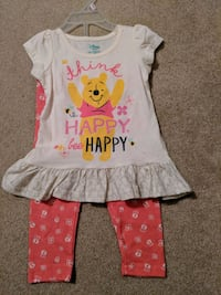 New Winnie the Pooh Outfit (18 months) Frederick, 21702