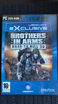 Brothers in Arms - Road to Hill 30 (PC) Cascinette d'Ivrea, 10010